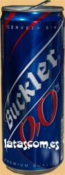 Cerveza Buckler 0,0