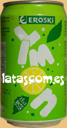 Refresco Eroski Limon