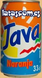 Java Naranja