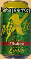 Shandy Mahou Mixta