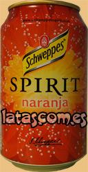 Schweppes Spirit Naranja